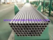"Stainless Steel Seamless Pipe, ASTM B677 UNS N08904 / 904L /1.4539 / NPS: 1/8"" to 8"" B16.10 & B16.19"