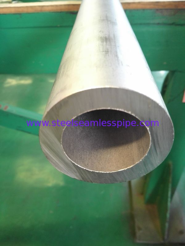 Hastelloy Pipe , Grade C-276, C-4, C-22, C-2000, X, B-2, B-3, G-30, G-35 Chemical Industry Application