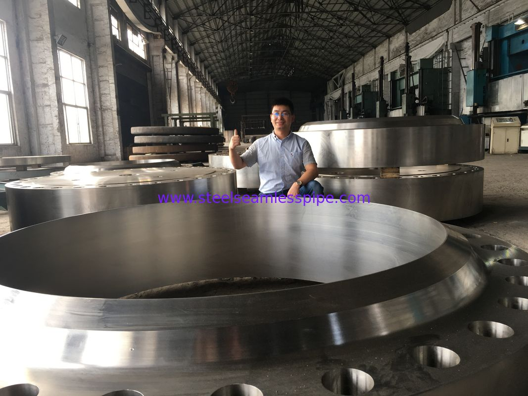 "Duplex Steel Forged Flange, 1/2"" - 98"" ,CLASS 150 To 15000 PSI , F44, F51, F53, F55, WN, SO, BL , FF, RF, RTJ , B16.5"