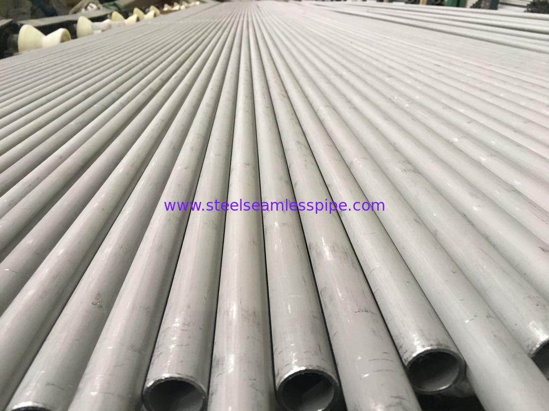 Mill Finished Heat Exchanger Tubes TP304L Stainless Steel U Bend Tube
