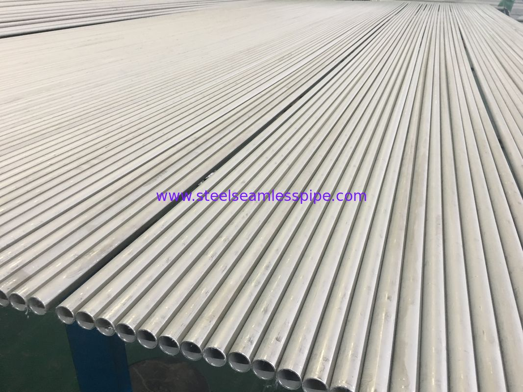 Stainless steel seamless tube ASTM A269 TP316L SUS316L 1.4404 6M